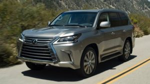 Image of Lexus LX 570 for sale in Kenya