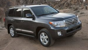 Image of Toyota Land Cruiser V8 for sale in Kenya