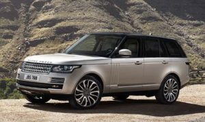 Image of Range rover for sale in Kenya