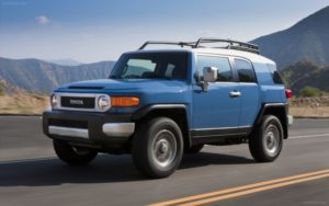 Image of Toyota FJ Cruiser for sale in Kenya